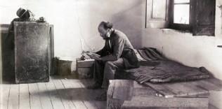 Convento de la Merced, una historia de amor: Nahui Olin y Dr Atl.