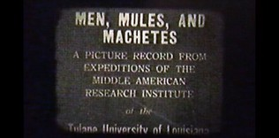Archival footage_Men and Machetes